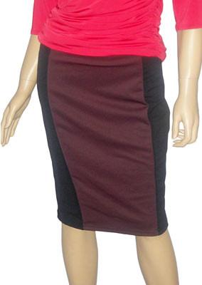 U-Plum-skirt-wit-black-det