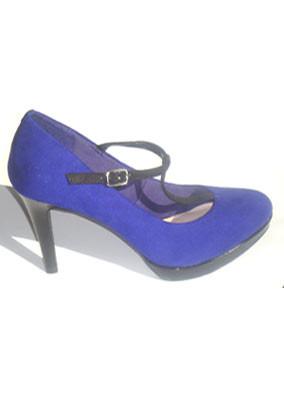 Purple-suede-sandal