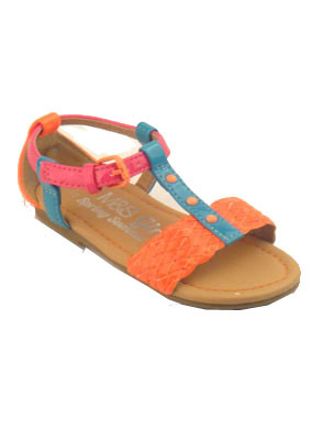 Girls-colourful-sandal