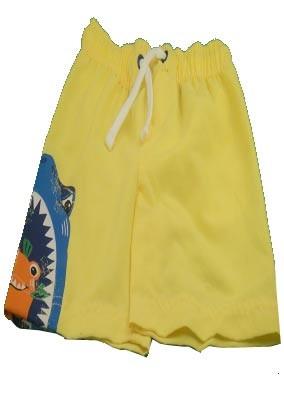 Yellow-swim-trunk